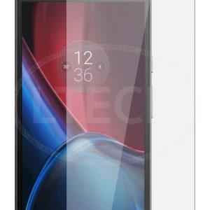2-Pack Motorola Moto G4 Plus Härdat Glas Skärmskydd 0,3mm