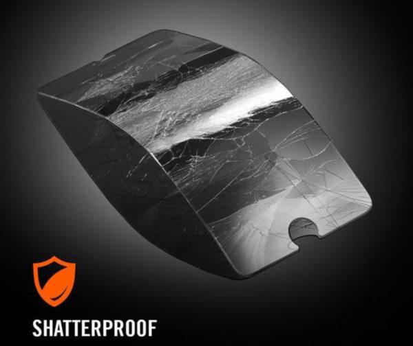 Heltäckande iPhone 8 Plus Härdat Glas Skärmskydd 0,2mm