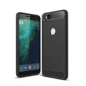 Google Pixel 2 Anti Shock Carbon Stöttålig Skal