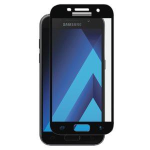Samsung Galaxy A3 2017 Heltäckande 3D Härdat Glas Skärmskydd 0,2mm