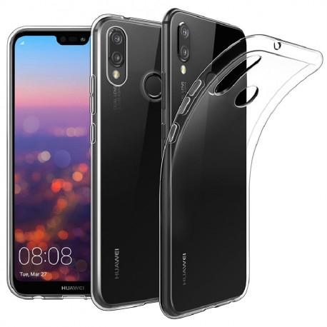 Huawei P20 Transparent Mjuk TPU Skal