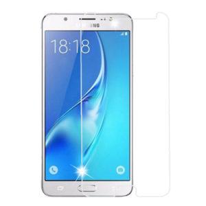 2-Pack Samsung Galaxy J7 2017 Härdat Glas Skärmskydd 0,3mm