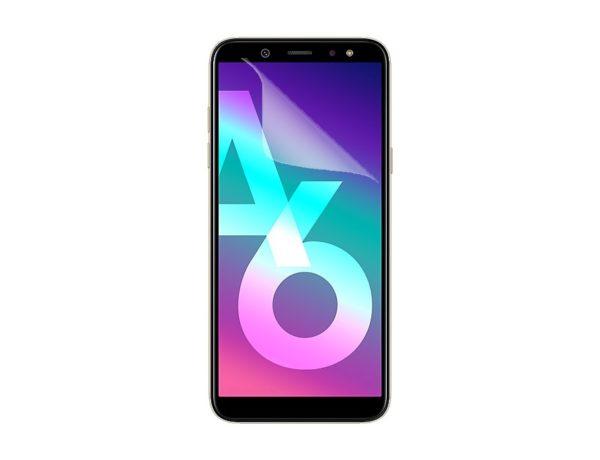Samsung Galaxy A6+ 2018 Skärmskydd - Ultra Thin
