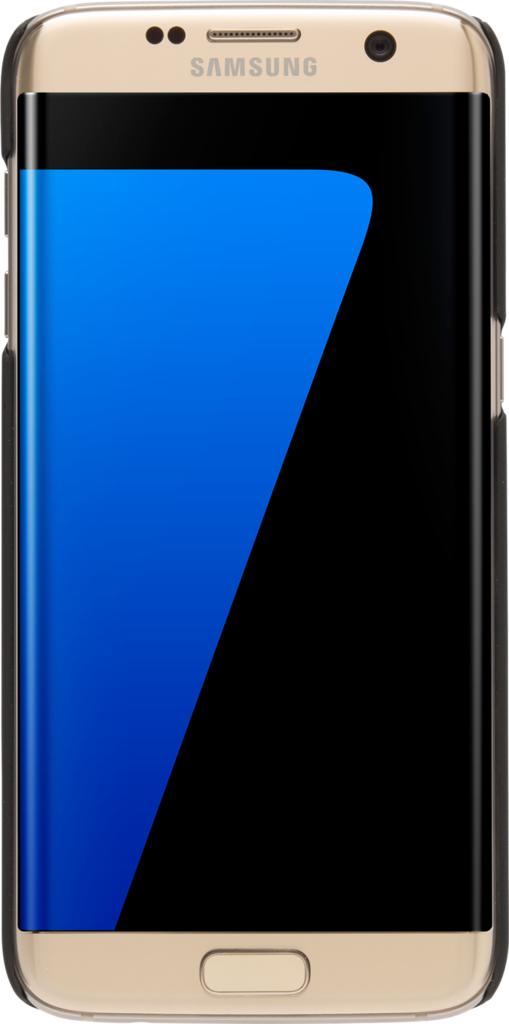 Samsung Galaxy S7 Edge Hard Case Skal Svart
