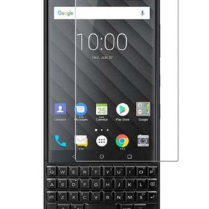 2-Pack BlackBerry Key2 Härdat Glas Skärmskydd 0,3mm
