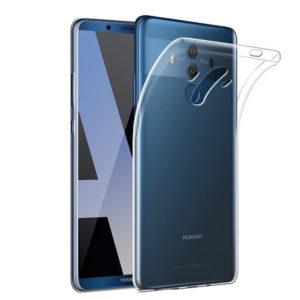 Huawei Mate 10 Pro Transparent Mjuk TPU Skal