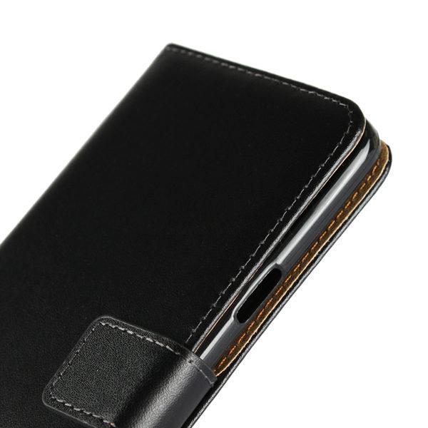 Samsung Galaxy S9 Läder Plånboksfodral - Svart