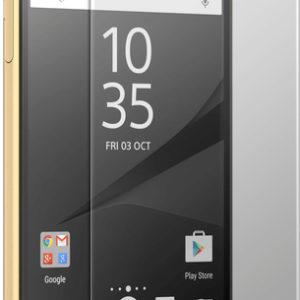 2-Pack Sony Xperia Z5 Premium Härdat Glas Skärmskydd 0,3mm