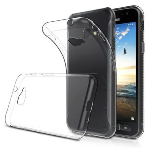 Samsung Galaxy Xcover 4 Genomskinligt Mjukt TPU Skal