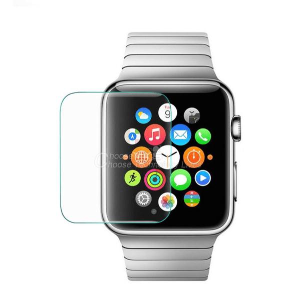 2-Pack Apple Watch 38mm Härdat Glas Skärmskydd