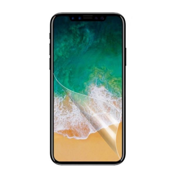 2-Pack iPhone X Skärmskydd - Ultra Thin
