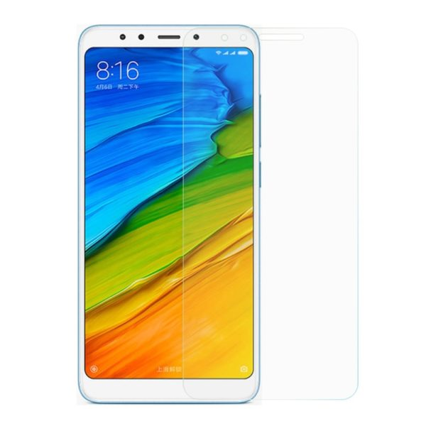 Xiaomi Redmi 5 Plus Härdat Glas Skärmskydd 0,3mm