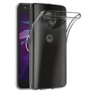 Motorola Moto X4 Transparent Mjuk TPU Skal