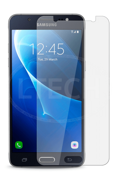 2-Pack Samsung Galaxy J5 2016 Härdat Glas Skärmskydd 0,3mm