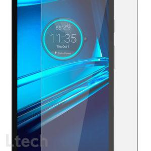 2-Pack Motorola Moto X Force Härdat Glas Skärmskydd 0,3mm