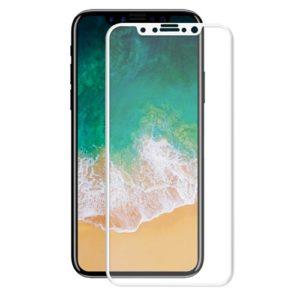 Heltäckande iPhone X Härdat Glas Skärmskydd 0,2mm