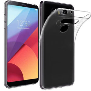 LG G6 Transparent Mjuk TPU Skal