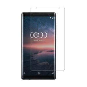 2- Pack Nokia 8 Sirocco Härdat Glas Skärmskydd 0,3mm