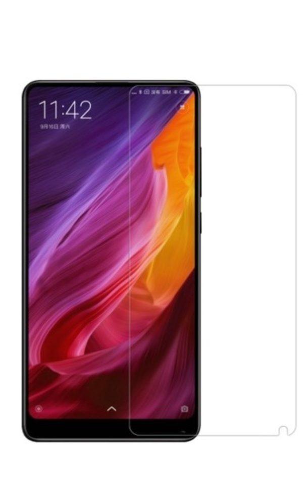 2-Pack Xiaomi Mi Mix 2 Härdat Glas Skärmskydd 0,3mm