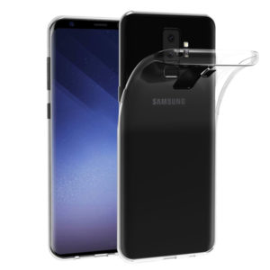 Samsung Galaxy S9 Plus Transparent Mjuk TPU Skal