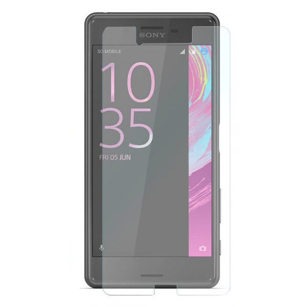 2-Pack Sony Xperia X Performance Härdat Glas Skärmskydd 0,3mm