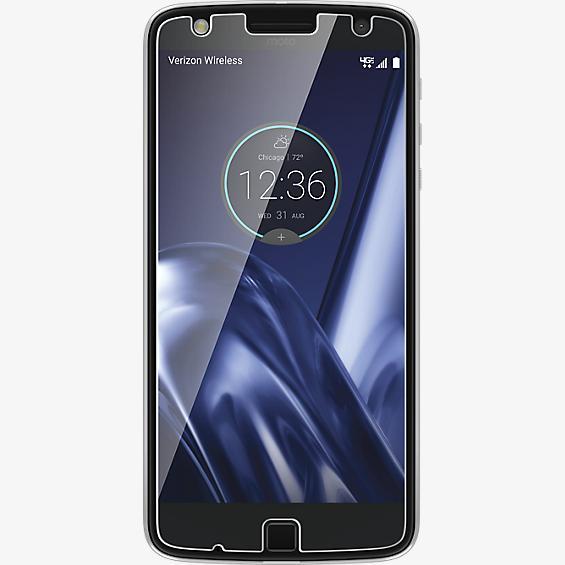 2-Pack Motorola Moto Z Force Härdat Glas Skärmskydd