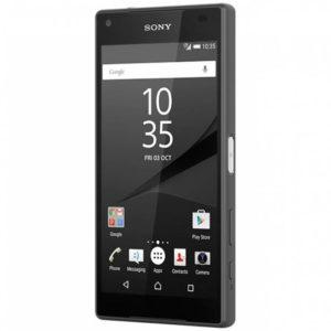 2-Pack Sony Xperia Z5 Compact Härdat Glas Skärmskydd 0,3mm