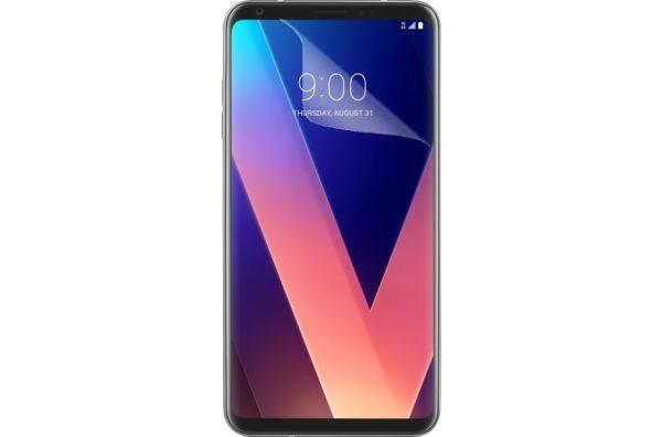LG V30S Skärmskydd - Ultra Thin