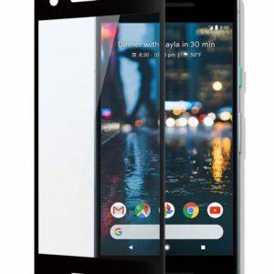 Google Pixel 2 Heltäckande 3D Härdat Glas Skärmskydd 0,2mm