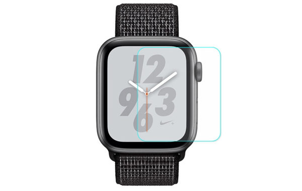 Apple Watch Series 4 Härdat Glas Skärmskydd 44mm