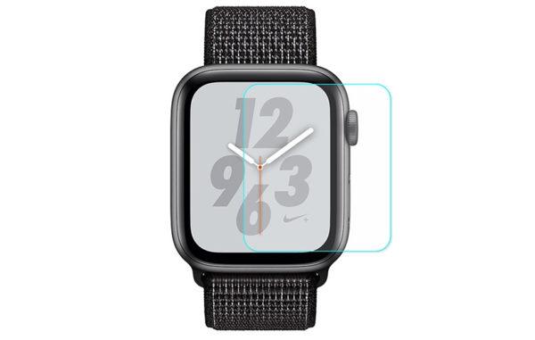 2-Pack Apple Watch Series 4 Härdat Glas Skärmskydd 44mm