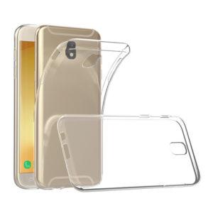 Samsung Galaxy J7 2017 Genomskinligt Mjukt TPU Skal