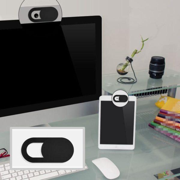 2-Pack Webcam Privacy Cover Slider - Kameraskydd