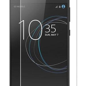 2-Pack Sony Xperia L2 Härdat Glas Skärmskydd 0,3mm