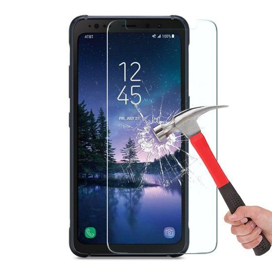 2-Pack Samsung Galaxy S8 Active Härdat Glas Skärmskydd 0,3mm
