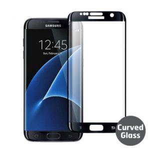 2-Pack Samsung Galaxy S7 Edge Heltäckande Skärmskydd