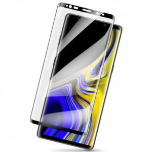 Samsung Galaxy Note 9 Heltäckande 3D Härdat Glas Skärmskydd