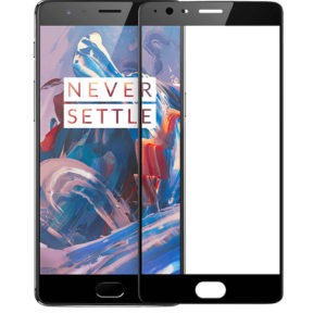 OnePlus 3 3D Härdat Glas Skärmskydd 0,2mm