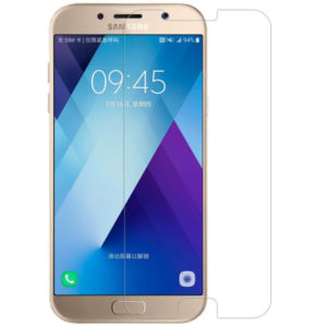 2-Pack Samsung Galaxy A3 2017 Härdat Glas Skärmskydd 0,3mm