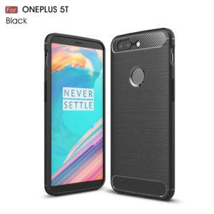 OnePlus 5T Anti Shock Carbon Stöttålig Skal