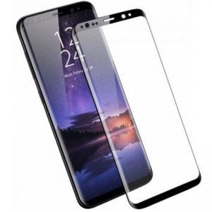 Samsung Galaxy S9 Heltäckande 3D Härdat Glas Skärmskydd 0,2mm