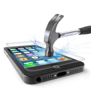 iPhone 5/5S/5C Härdat Glas Skärmskydd 0,3mm