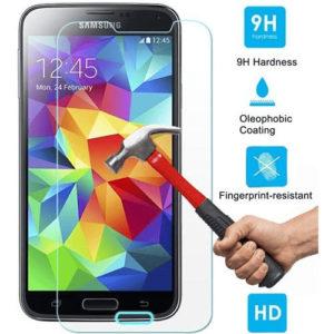 Samsung Galaxy S5 Mini Härdat Glas Skärmskydd 0,3mm