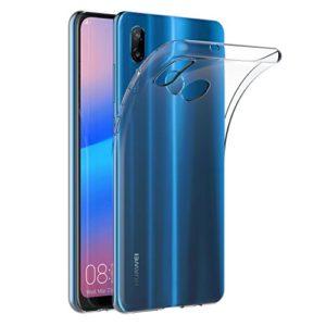 Huawei P20 Lite Transparent Mjuk TPU Skal
