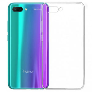 Huawei Honor 10 Transparent Mjuk TPU Skal