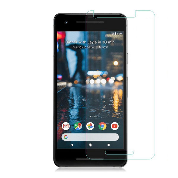 Google Pixel 2 Härdat Glas Skärmskydd 0,3mm