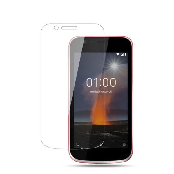 Nokia 1 Härdat Glas Skärmskydd 0,3mm