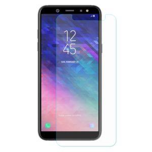 Samsung Galaxy A6 2018 Härdat Glas Skärmskydd 0,3mm