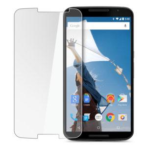 Motorola Nexus 6 Härdat Glas Skärmskydd 0,3mm