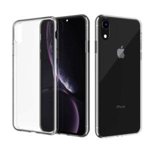 iPhone X Genomskinligt Mjukt TPU Skal
